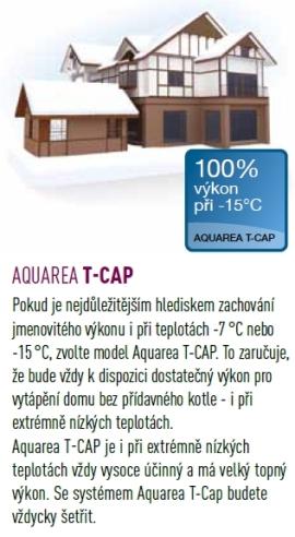 Aquarea T- CAP