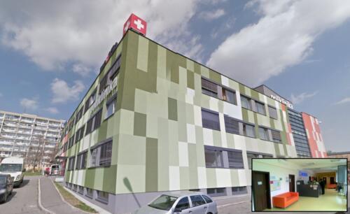 Poliklinika Opatov Praha. Obrat 1 mil Kč