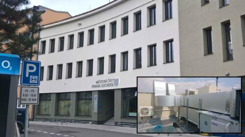 Nástavba radnice Suchdol. Obrat 1,2 mil Kč